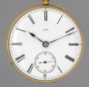 Example of a British Watch and Clockmakers Company watch