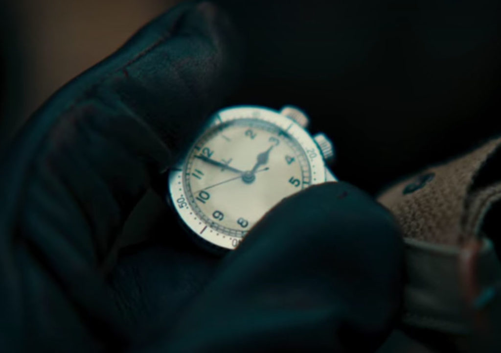 Weems watch in the film Dunkirk